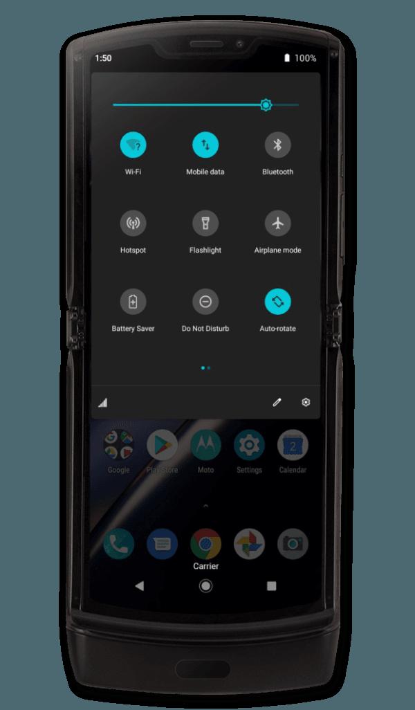 Motorola Razr Support Telus